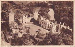 Reino Unido--Warwick--Castle Fom The Air--a, Francia - Castillos