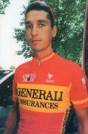 "2550 CP Cyclisme  Angel Casero  - Editions  Coups De Pédales "" - Cycling"