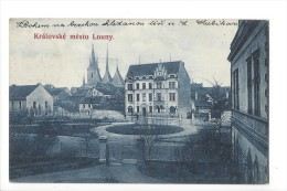 12464 - Kralovské Mesto Louny - Tchéquie