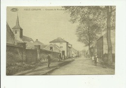 Vieux Genappe ( Carte Publicitaire Campagne électorale Voir Dos ) - Genappe