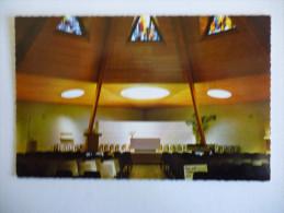 Montreuil Belfroy , Intérieur De L'église , Circa 1960 - Autres Communes