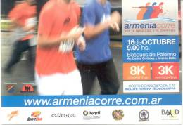WWW.ARMENIACORRE.COM.AR ARMENIE ARMENIA ARGENTINA ARMENIOS ARMENIA CORRE POR LA IGUALDAD Y LA MEMORIA REPUBLICA ARGENTIN - Armenië