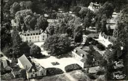"""- Sarthe -ref 246- Saint Biez En Belin - St Biez En Belin - """" Le Vieux Chateau """" - Colonie De Vacances Des Chardonneux - - Otros Municipios"""