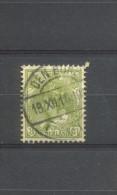 Langebalkstempel Den Burg (Texel) Op Nvph 57 - Periode 1891-1948 (Wilhelmina)