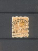 Kortebalkstempel Dodewaard HPKop Nvph 151 - Periode 1891-1948 (Wilhelmina)