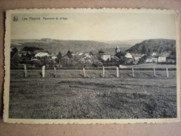 Les Hayons, Panorama Du Village, Edit. Vve Body  (A1) - Bouillon