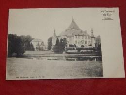 VERLAINE   -  Château  D´Oudoumont     -  (2 Scans)