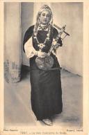 ¤¤  - MAROC   -   TIZNIT  -   La Belle Musicienne Du Souss  -  Instrument De Musique  -  ¤¤ - Marocco