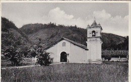 Costa Rica Colonial Church Orasi Real Photo - Costa Rica