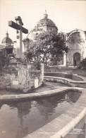 Mexico Atrio de la Catedral Cuernavaca Real Photo
