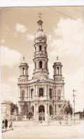 Mexico Aguascalientes San Antonio Church Real Photo