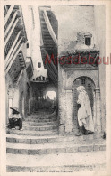 ALGER - Rue Du Châmeau - Dos Vierge - 2 SCANS - Alger