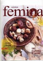 Page Femina Theme Champignon - Livres, BD, Revues
