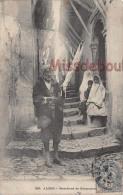 ALGER - Marchand De Guimauve - 2 SCANS - Alger
