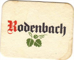 SOUS BOCK / 101 - RODENBACH - Sous-bocks