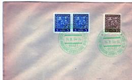 2662   Carta Checoslovaquia  Pardubicke Steeple Chase 1934 - Checoslovaquia