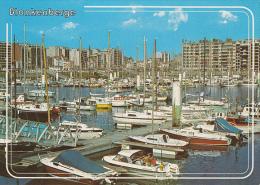 19413- BLANKENBERGE- SEA RESORT, HARBOUR, SHIPS - Blankenberge