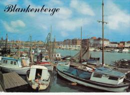 19417- BLANKENBERGE- SEA RESORT, MARINA, BOATS - Blankenberge