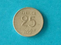 25 ORE 1956 / KM 824 - ( For Grade, Please See Photo ) ! - Suède