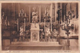 France Fougeres Interieure de la Chapelle Notre-Dame-des-Marais