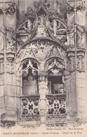 France Pont Audemer Eglise Saint-Ouen Detail de la Tour