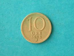 1950 TS - 10 ORE / KM 813 ( For Grade, Please See Photo ) ! - Suède