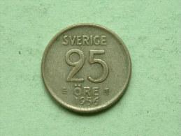 1956 TS - 25 Ore / KM 824 ( For Grade, Please See Photo ) ! - Suède