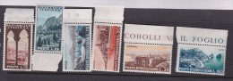 Italy 1953 Tourism Mint Never Hinged - 1946-60: Mint/hinged