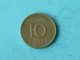 1953 - 10 ORE / KM 823 ( For Grade, Please See Photo ) !! - Autriche