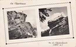 CPSM -  EN CHARTREUSE - PIC DE CHAMECHAUDE  - ISERE 38 - Chartreuse