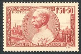 FRANCE 1940 - Yv. 456 **   Cote= 9,00 EUR - Général Galliéni ..Réf.FRA27168 - Francia