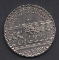 2004-MN-1  CUBA. 2004. 1$. MONUMENTOS DE CUBA. PLAZA VIEJA HABANA. ARCHITECTURE. ARQUITECTURA. CU-NI. - Cuba