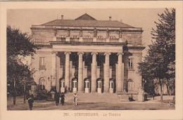 France Strasbourg Le Theatre - Alsace