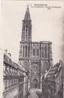 France Strasbourg La Cathedrale Facade Occidentale - Alsace