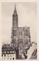 France Strasbourg La Cathedrale Photo - Alsace
