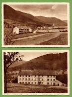 88. Luvigny. Lot De 4 Cartes. Bronfontaine. Colonie De Vacances De L' UCPMI- Hagondange - France
