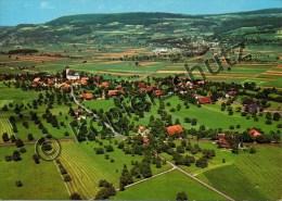 KNUTWIL LU Flugaufnahme - LU Lucerne