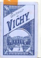 CARNET DE 12 PHOTOS : Souvenir De VICHY , Bon état ( Voir Scans ) - Bourgogne