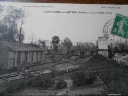 DOMPIERRE SUR AUTHIE LA GARE (COTE OUEST) - France