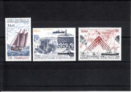 TAAF  PA  ANNEE 1987  N° PA  97/99 NEUFS XX - Poste Aérienne