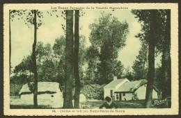 NOTRE DAME De MONTS Rare Clairière En Forêt (Nozais) Vendée (85) - Autres Communes