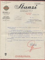 "9553-MOTORI ""SLANZI"" - NOVELLARA(REGGIO EMILIA)-1936 - Italy"