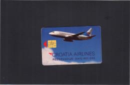 Aviation , Carte Téléphonique  Cratie Airlines . - Avions