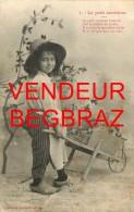 BERGERET     LE PETIT JARDINIER - Bergeret