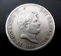 120 GRANA 1854   ARGENT SILVER - Monete Regionali