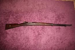 Cal Gustav Carabine le fusil su�dois le mod�le 1902 Original 6,5x55, 9mm Cartouches � blanc