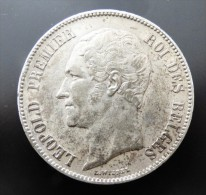 5 FRANCS  1851   ARGENT SILVER QUALITE - 11. 5 Franchi