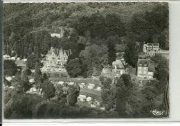 Yvoir Château Bel Air Vue Aérienne - Yvoir