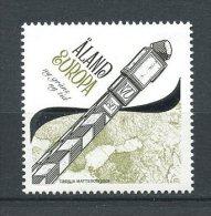 ALAND 2009 N° 305 ** Neuf = MNH Superbe Cote 2,50 € Nouvelle Frontière Temps Nouveau Poteau Ile Flöjtan Suède - Aland