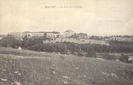 Belfort Le Fort De La Justice - Belfort - City